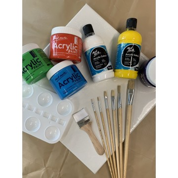 Canvas Painting Promotion